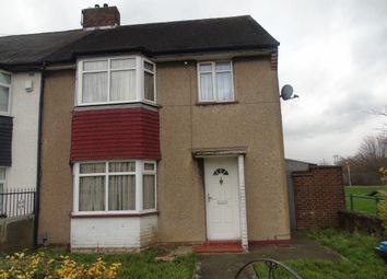 Thumbnail 3 bed semi-detached house for sale in Charlton Road, Ponders End, London