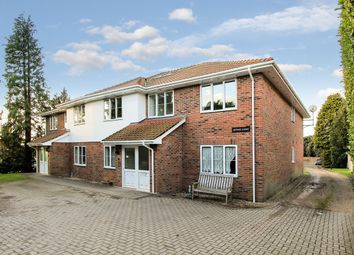 Thumbnail 2 bed flat for sale in Arthur Court, Winchester Road, Four Marks, Hampshire