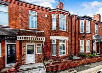 Thumbnail 4 bedroom terraced house for sale in Lyndhurst Street, South Shields, Tyne And Wear