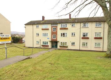 Thumbnail 2 bed flat for sale in Monnow Way, Bettws, Newport