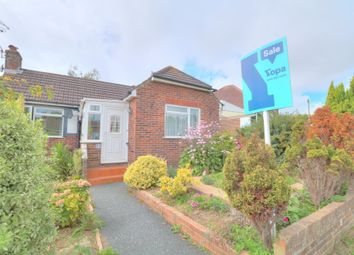Thumbnail 2 bed bungalow for sale in Fircroft Avenue, Lancing