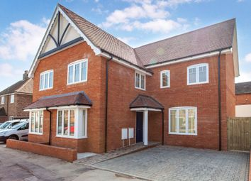 Thumbnail 3 bed semi-detached house for sale in Claremont Gardens, Marlow, Buckinghamshire
