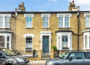 Thumbnail 4 bed terraced house for sale in Elfort Road, London