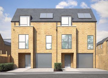 "Thumbnail 4 bedroom semi-detached house for sale in ""The Rocky  - Plot 84"" at Charles Sevright Way, London"