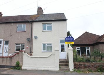 Thumbnail 3 bed end terrace house to rent in Colyers Lane, Erith