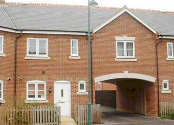 Thumbnail 3 bed end terrace house to rent in Woodfield Lane, Cambourne