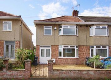 Thumbnail 3 bed end terrace house for sale in Eastwood Road, Bristol