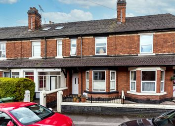 Thumbnail 3 bed terraced house for sale in St. Leonards Avenue, Stafford