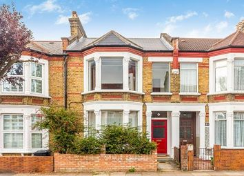 Thumbnail 3 bed terraced house for sale in Aspinall Road, Brockley, London