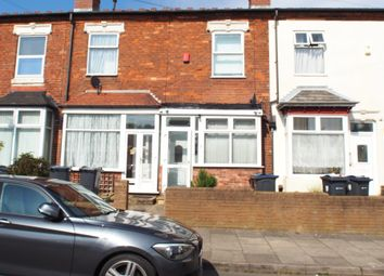 Thumbnail 2 bed terraced house to rent in College Drive, Handsworth Wood, Birmingham