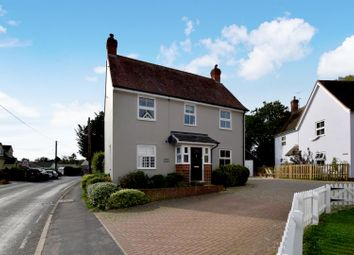 Thumbnail 4 bed detached house for sale in Church Road, Gosfield, Halstead