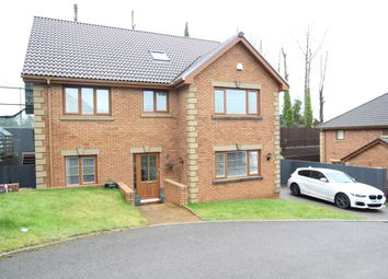 Thumbnail 5 bed detached house to rent in The Boundary, Blackwood
