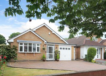 Thumbnail 3 bed detached bungalow for sale in Dorchester Road, Solihull