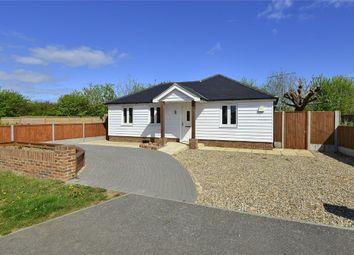 Thumbnail 2 bedroom detached bungalow for sale in Westlands Road, Herne Bay, Kent