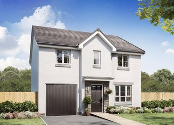 """Thumbnail 4 bedroom detached house for sale in """"Fenton"""" at Lossiemouth Road, Elgin"""