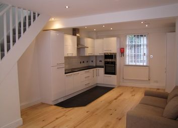 Thumbnail 2 bed mews house to rent in Kensington Church Walk, Kensington, London