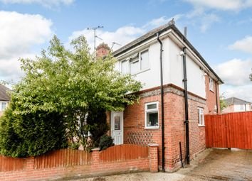 Thumbnail 4 bedroom semi-detached house for sale in Sheldon Gardens, Reading