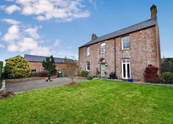 Thumbnail 5 bed link-detached house for sale in High Hesket, Carlisle