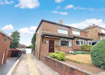 Thumbnail 2 bedroom semi-detached house for sale in Harrison Road, Norton, Stoke-On-Trent