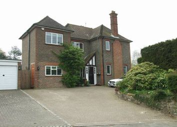 Thumbnail 4 bed detached house for sale in Red Hill, Wateringbury, Maidstone