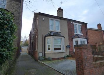 Thumbnail 4 bed semi-detached house for sale in Terrace Road, Mansfield, Nottinghamshire, .