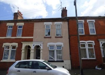 Thumbnail 3 bedroom terraced house for sale in Seymour Street, St. James, Northampton, Northamptonshire