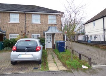 Thumbnail 3 bed end terrace house to rent in Lancaster Road, New Barnet, Herts