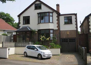 Thumbnail 5 bedroom detached house for sale in Thackerays Lane, Woodthorpe, Nottingham