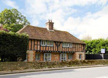 Thumbnail 4 bedroom detached house for sale in Washington Road, Storrington, Pulborough, West Sussex
