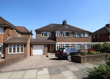 Thumbnail 4 bed semi-detached house for sale in Lakeside, Enfield