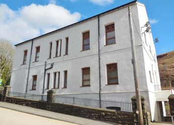 Thumbnail 1 bedroom flat to rent in Ferndale Road, Tylorstown, Ferndale