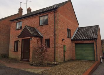 Thumbnail 3 bedroom property to rent in Spinney Close, Beetley, Dereham