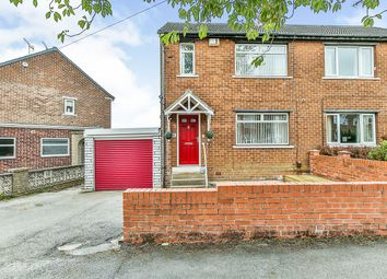 Thumbnail 3 bed semi-detached house for sale in Flockton Crescent, Sheffield, South Yorkshire