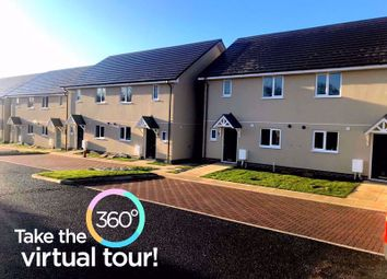 Thumbnail 3 bed semi-detached house for sale in Brock Close, Church Road, Wittering, Peterborough