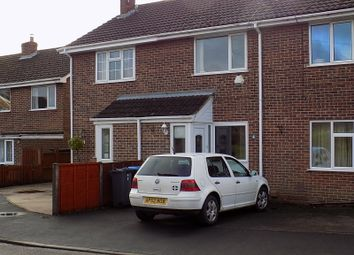 Thumbnail 2 bed town house for sale in Pinecroft, Ashbourne Derbyshire
