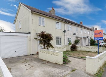 Thumbnail 3 bed end terrace house for sale in Crookham Road, Southampton