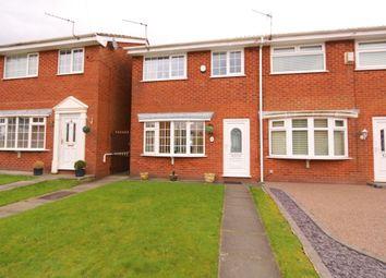 Thumbnail 3 bedroom terraced house for sale in Wayne Close, Droylsden, Manchester