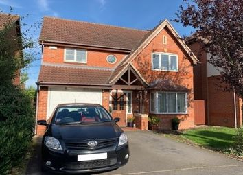 Thumbnail 4 bed detached house to rent in Templebell Close, Derby
