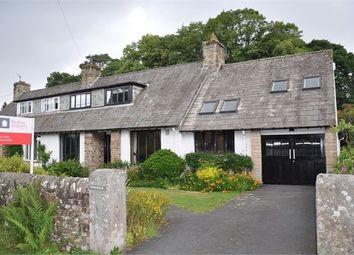 Thumbnail 4 bed semi-detached bungalow for sale in Parkholm, Park Lane, Alston, Cumbria.