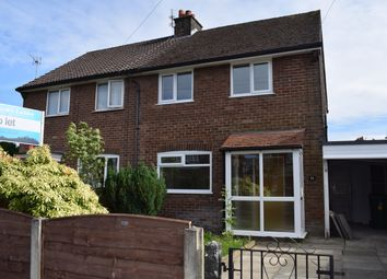 Thumbnail 2 bed semi-detached house to rent in Elton Avenue, Farnworth, Bolton