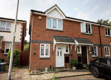 Thumbnail 2 bed end terrace house for sale in Grove End, South Woodford
