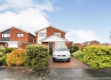 Thumbnail 3 bed detached house for sale in Redgrave Gardens, Luton