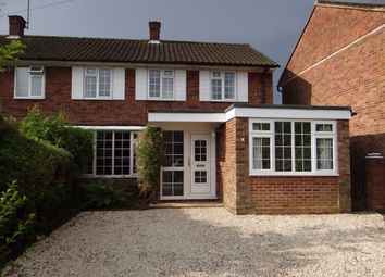 Thumbnail 3 bed semi-detached house to rent in Grimsdells Lane, Amersham, Buckinghamshire