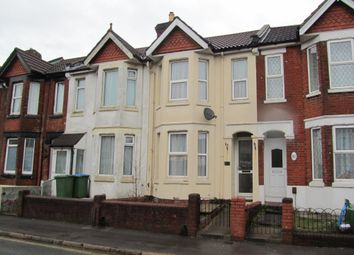 Thumbnail 2 bed terraced house to rent in Romsey Road, Shirley, Southampton