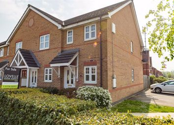Thumbnail 2 bedroom flat for sale in Wilkinson Way, Scunthorpe