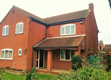 Thumbnail 4 bedroom detached house to rent in Primrose Way, Bradwell, Great Yarmouth