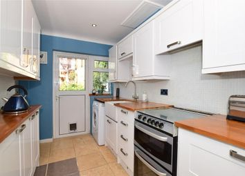 Thumbnail 3 bed terraced house for sale in Hempshaw Avenue, Banstead, Surrey