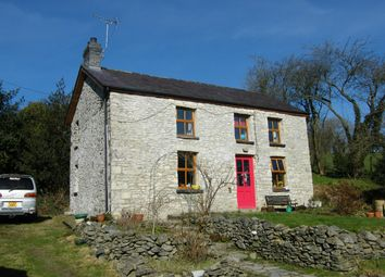 Thumbnail 3 bed detached house for sale in Llangybi, Lampeter