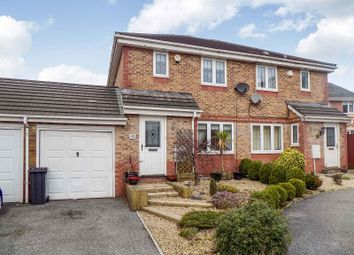 Thumbnail 3 bed semi-detached house for sale in 42 Min Y Coed, Margam Village, Port Talbot, Neath Port Talbot.