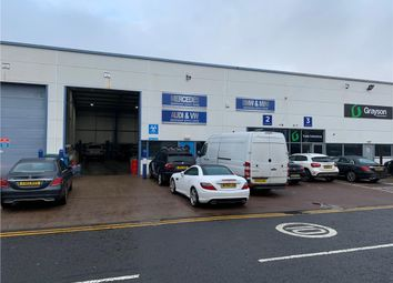 Thumbnail Light industrial to let in Unit 2 Invergyle Court, 41 Broomloan Place, Ibrox, Glasgow, City Of Glasgow